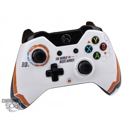 Coque avant manette Xbox One - Heroes