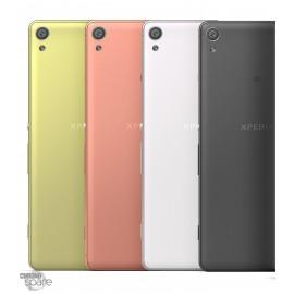 Vitre arrière Sony Xperia XA - Or Rose