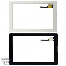 Vitre tactile Acer Iconia One 10.1 A6003 - Blanc