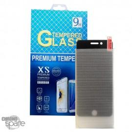 Vitre de protection en verre trempé Privacy iPhone 5/5c/5s/SE avec Boîte