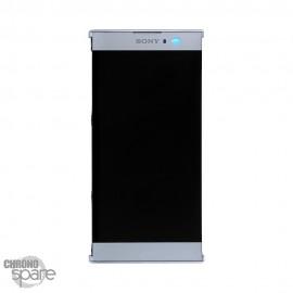 Ecran LCD et Vitre Tactile argent Sony Xperia XA2 H3113/ XA2 Dual H4113 (officiel)