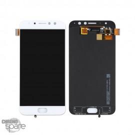 Ecran LCD + Vitre Tactile blanche Asus Zenfone 4 Selfie Pro ZD552KL