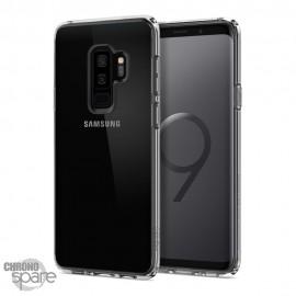 Coque silicone transparente Samsung Galaxy S9 Plus