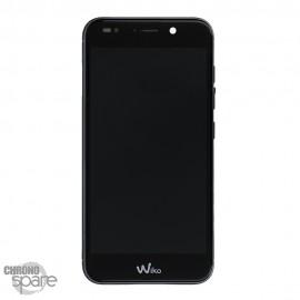 Ecran LCD et Vitre Tactile noire Wiko Wim Lite 4G