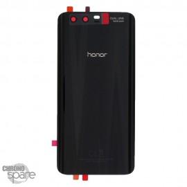 Vitre arrière + vitre caméra Noir (officiel) Honor 9