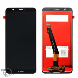 Ecran LCD + vitre tactile Noir Huawei P Smart