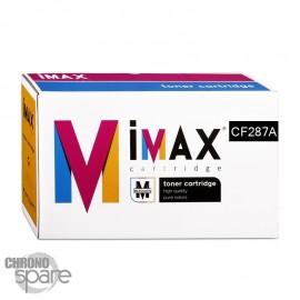 Toner compatible IMAX HP CF287A Noir