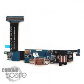 Nappe connecteur de charge Samsung Galaxy S6 Edge G925F (officiel)