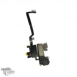 Nappe capteur de proximité + micro + écouteur Apple iPhone X