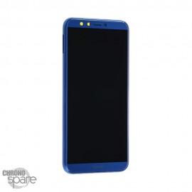 Ecran LCD + Vitre tactile Bleu Honor 9 Lite (officiel)