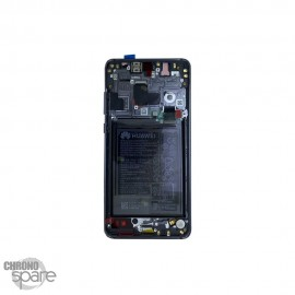 Ecran LCD + Vitre Tactile Huawei Ascend Mate 20 Noir (officiel)